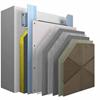 Systemuppbyggnad StoVentec S ventilerat fasadsystem