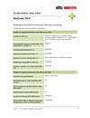 Hållbarhetsdatablad StoCrete TH P 2018
