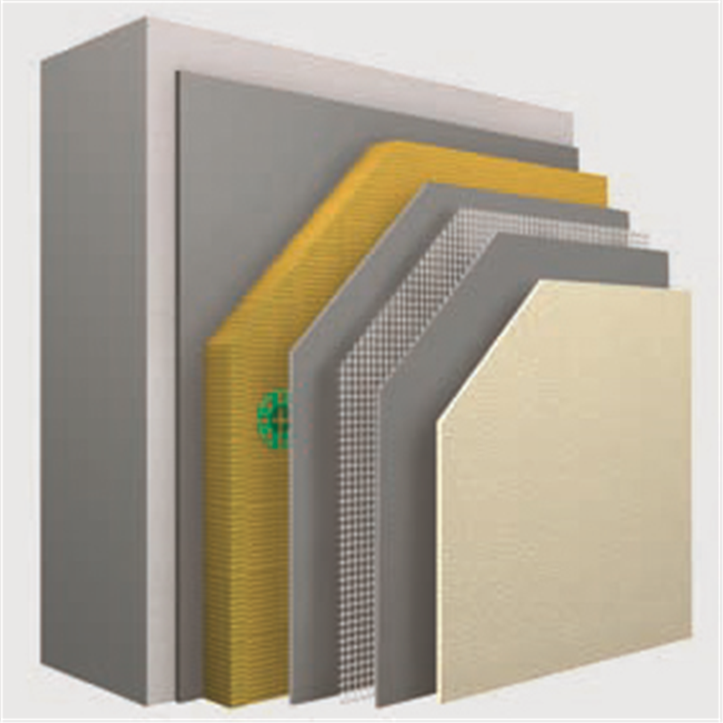 StoTherm Mineral fasadsystem