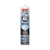 Soudal Fix All Crystal fogmassa/tätningsmedel