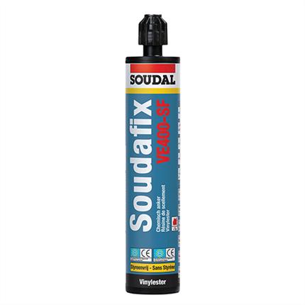 Soudal Soudafix VE400-SF ankarmassa