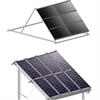 Mitjavila solavskärmning integrerat med solceller