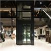 Cibes A6000+ kabinhiss 630 kg, restaurang i galleria
