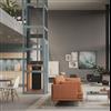 Villahiss Cibes Air® Wood bamboo living room