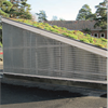 Weland aluminiumgaller, ventilationsgaller