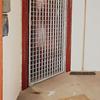 Weland grovmaskiga galler inbrottsskydd