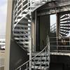 Weland Spiraltrappor för utrymning och industri