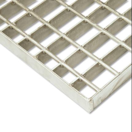 Weland galler av rostfritt stål