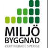 Miljöbyggnad logotyp