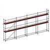 Layher Allround modulställning- 74 m2