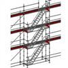 Layher Allround modultrappa- 6 meter