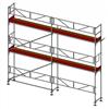 Layher SpeedyScaf ramställning- 37 m2