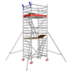 Layher Uni Compact rullställning- 4,3 meter