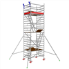 Layher Uni Compact rullställning- 5,3 meter