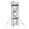 Layher Uni Compact rullställning- 6,3 meter