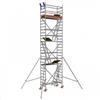 Layher Uni Light rullställning- 6,3 meter