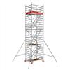 Layher Uni Stair rullställning- 6,3 meter