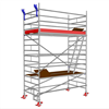 Layher Uni Wide rullställning, 3,3 meter