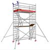 Layher Uni Wide rullställning, 4,3 meter