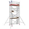 Layher Uni Wide rullställning, 6,3 meter
