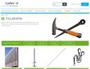 Layher Fallskyddsutrustning och tillbehör på webbplats