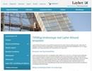 Layher Byggnadsställningar på webbplats