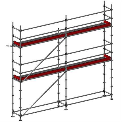 Layher Allround modulställningar