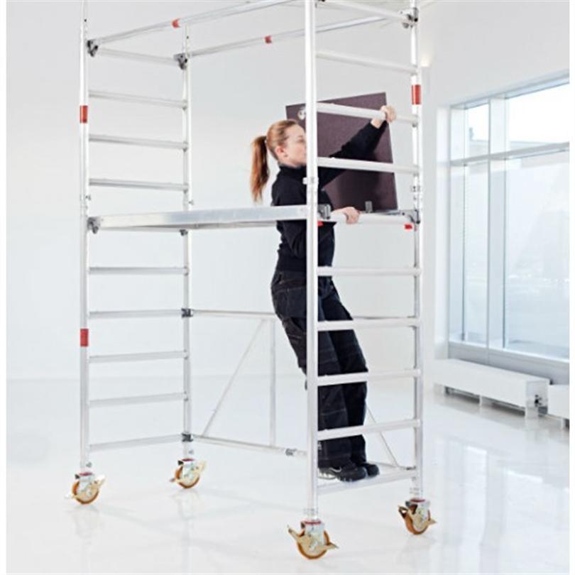 Layher ZIFA 601 R hantverkarställning med plattformslucka