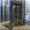 Green Lift Fluitronic MRL hydraulhiss