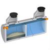 Alfa VÅJ rörmodell, pumpbrunn för vattenåtervinning med integrerad sand- och slamavskiljare