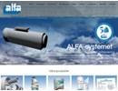 Vattenåtervinningsanläggning på webbplats