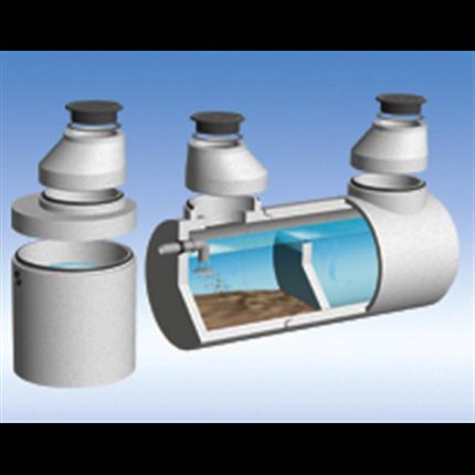 Alfa Vattenåtervinningsanläggning VÅ