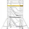 TAWI trappställning med stödben och trappa