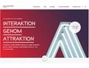 Skyltgruppen pyloner på webbplats