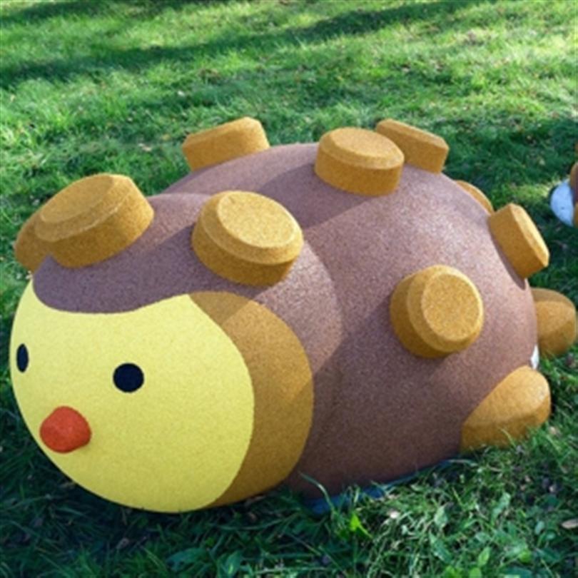 Playtop 3D-djur