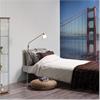 Huntonit Designvägg, Golden Gate
