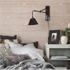 Huntonit Panelbord Rustik vägg- och takpanel, Rost