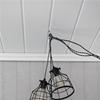 Huntonit Panelbord Symfoni vägg- och takpanel, Vit