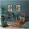 Huntonit Skygge väggpanel, Soft Eucalyptus