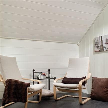 Huntonit Panelbord vägg- och takpanel