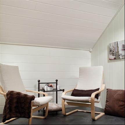 Huntonit Panelbord vägg och tak