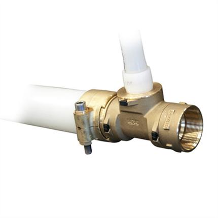 Uponor MLC-rör med Modulsystem 63-110