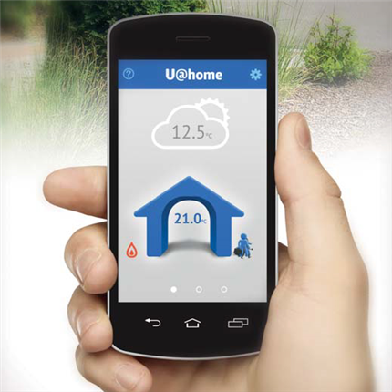 Uponor U@home-app