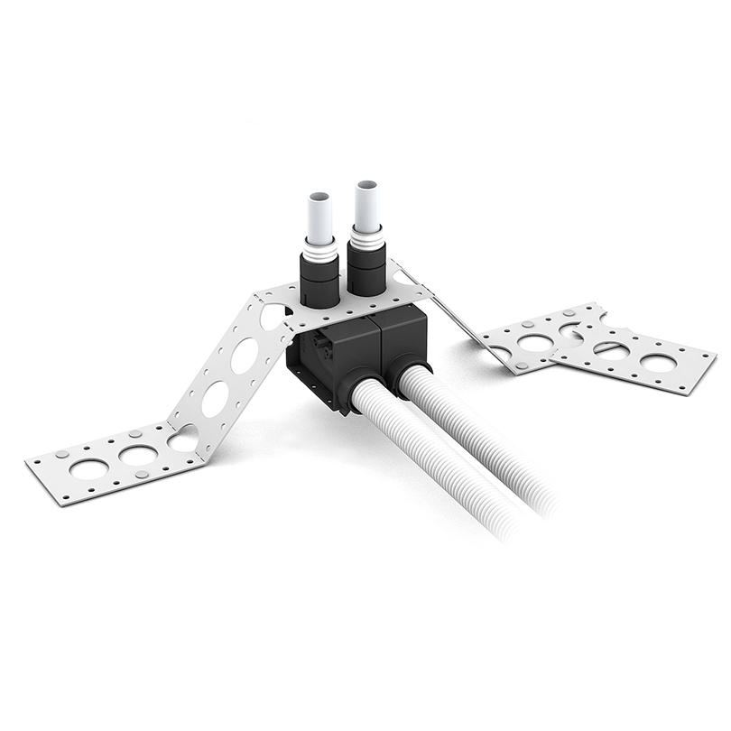 Uponor Smart Aqua PLUS väggbockfixtur