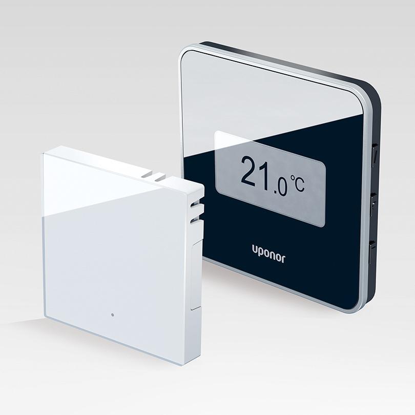 Uponor Matrix Sensor Värmreglering
