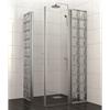 Glasfix duschdörrsystem Tellus 1