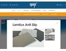 Lamilux Anti Slip på webbplats