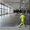 Golvimporten Entreprenad, Landvetter flygplats, kompositmarmor från RMC, Eurosurfaces S.A.