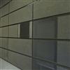 Parafon Buller Mesh sträckmetallkassett på vägg