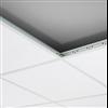 Parafon Decibel Light akustikskiva installerad i tak